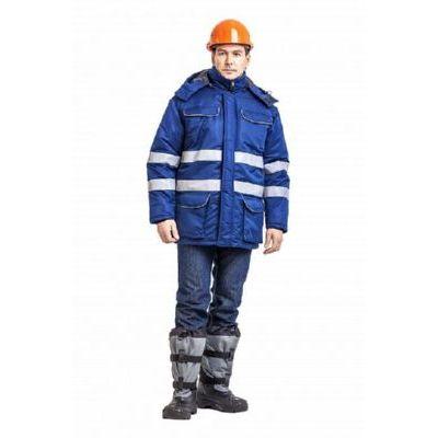 Куртка с жилетом Енисей т.синий КУР566