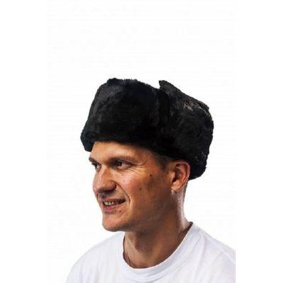 Шапка-ушанка (иск. мех) ШАП300