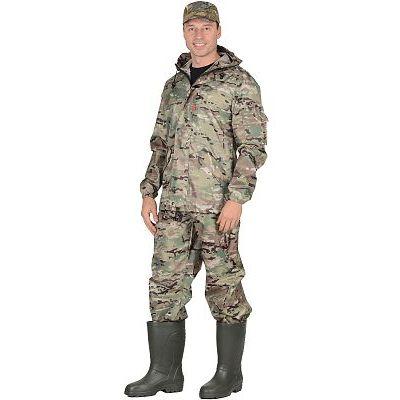 Костюм СИРИУС-Турист куртка дл., брюки (тк.Оксфорд) КМФ Мультикам