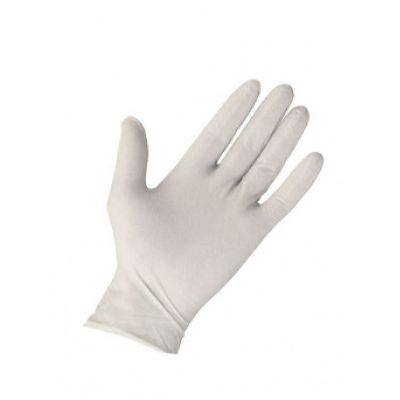 Перчатки медицинские латексные смотровые (50 пар в уп.)