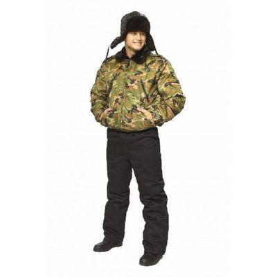 Куртка Охранник укороченная лес КУР607