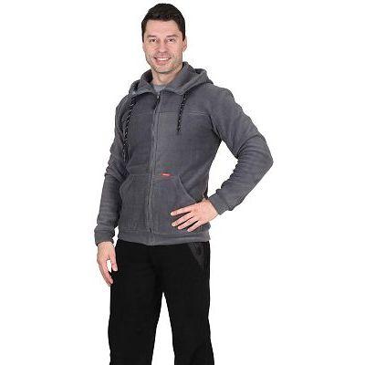 Куртка флисовая СИРИУС-Меркурий цв. серый