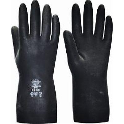 Перчатки ТЕХНОПРЕН  р.S,M,L,XL,XXL (неопрен, хлопковый слой, толщ.0,75мм,дл.330мм.),в уп144пар