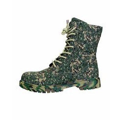 Ботинки с высоким берцем СИРИУС-Сайга (пиксель)