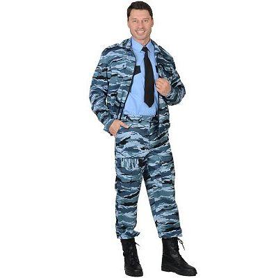 Костюм СИРИУС-Фрегат куртка, брюки (тк. Грета 210) КМФ Серый вихрь