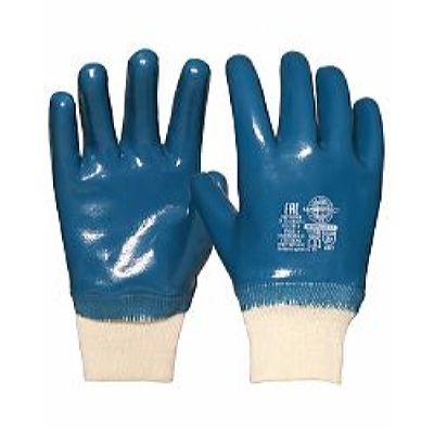 Перчатки НИТРИЛ-SP РП р. 9,10,11, в уп.120пар, минипак 12 пар