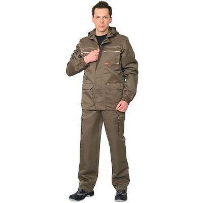 Костюм СИРИУС-Геолог куртка, брюки