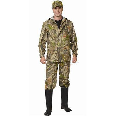 Костюм Егерь + куртка, брюки (тк. Орион) КМФ Клен