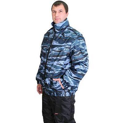"""Куртка """"СИРИУС-ШТУРМ-ЛЮКС"""" КМФ"""