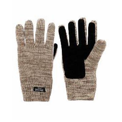 Перчатки утепленные Юкагиры-С тинсулейт, со спилком на ладони и пальцах, в уп.120пар