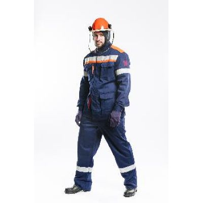 Костюм специальный летний СПО2-ЛIV для защиты от термических рисков электрической дуги