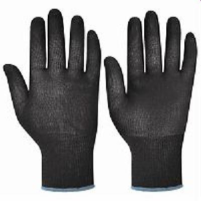 Перчатки НейпЧ (нейлон, без покрытия, цвет черный) р.7,8,9,10, в уп.300пар